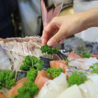 越前の魚のプロが教えるインスタ映え⁉な姿造り体験