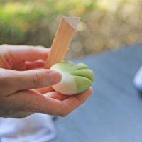 老舗和菓子屋さんで習う 季節の生菓子づくり体験
